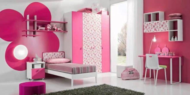 صور غرف نوم اطفال بنات , احلي غرف اطفال بنات