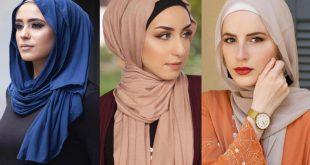صوره حجاب المراة , حجاب شيك ومميز للمراة