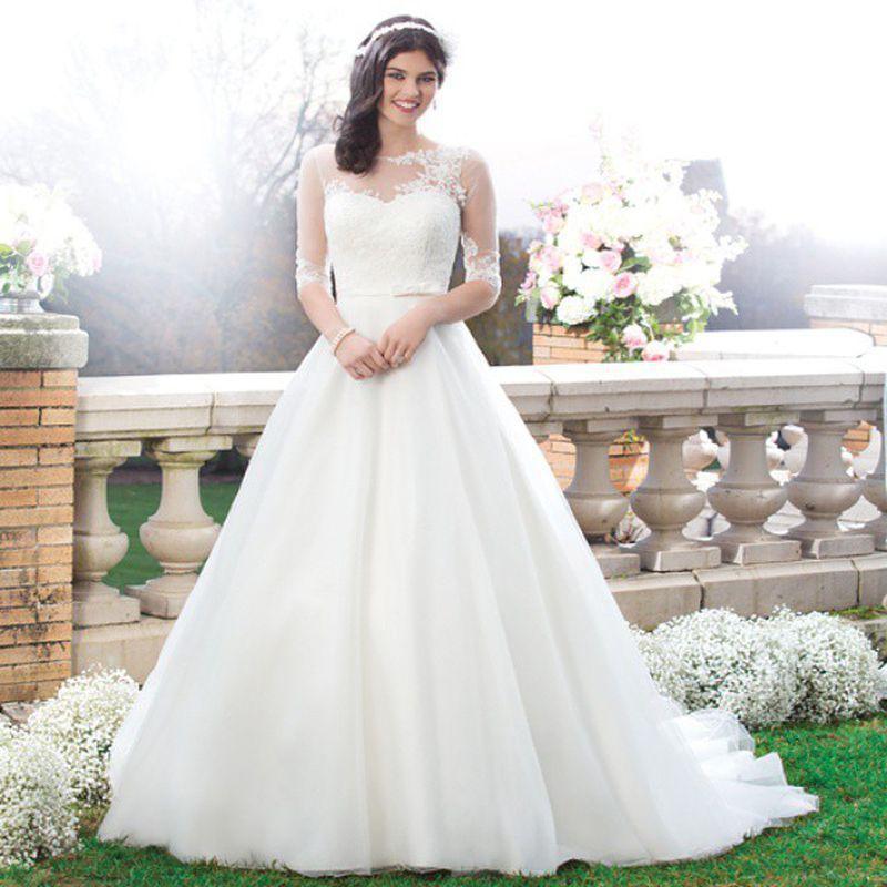 صور احدث فساتين الزفاف ' احدث الفساتين الجميله و الجديدة للزفاف