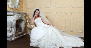 صوره احدث فساتين الزفاف ' احدث الفساتين الجميله و الجديدة للزفاف