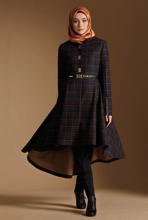 بالصور ملابس محجبات تركية , اجمل الملابس التركيه للمحجبات 3136 10