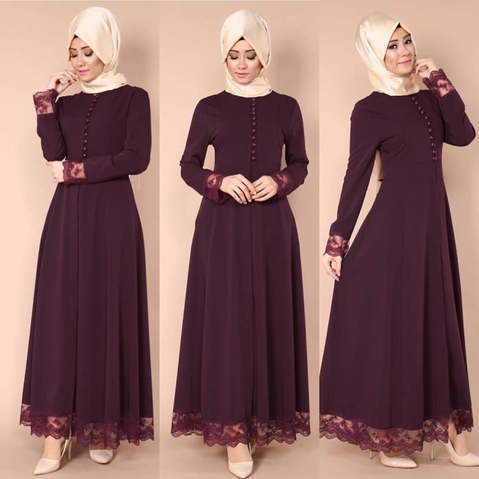 بالصور ملابس محجبات تركية , اجمل الملابس التركيه للمحجبات 3136 11