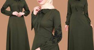 صوره ملابس محجبات تركية , اجمل الملابس التركيه للمحجبات
