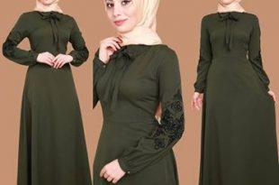 بالصور ملابس محجبات تركية , اجمل الملابس التركيه للمحجبات 3136 12 310x205