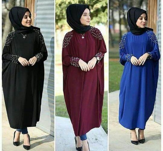 بالصور ملابس محجبات تركية , اجمل الملابس التركيه للمحجبات 3136 5