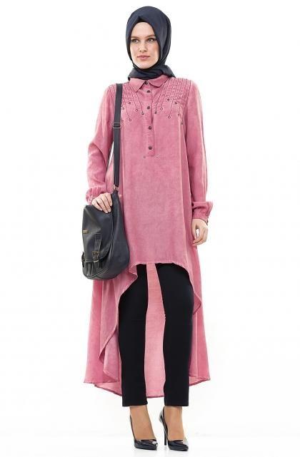 بالصور ملابس محجبات تركية , اجمل الملابس التركيه للمحجبات 3136 9