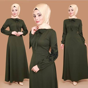 2282efcc7888f صور ملابس محجبات تركية