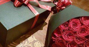صورة بوكيه ورد احمر , اروع ورود الحب الحمراء