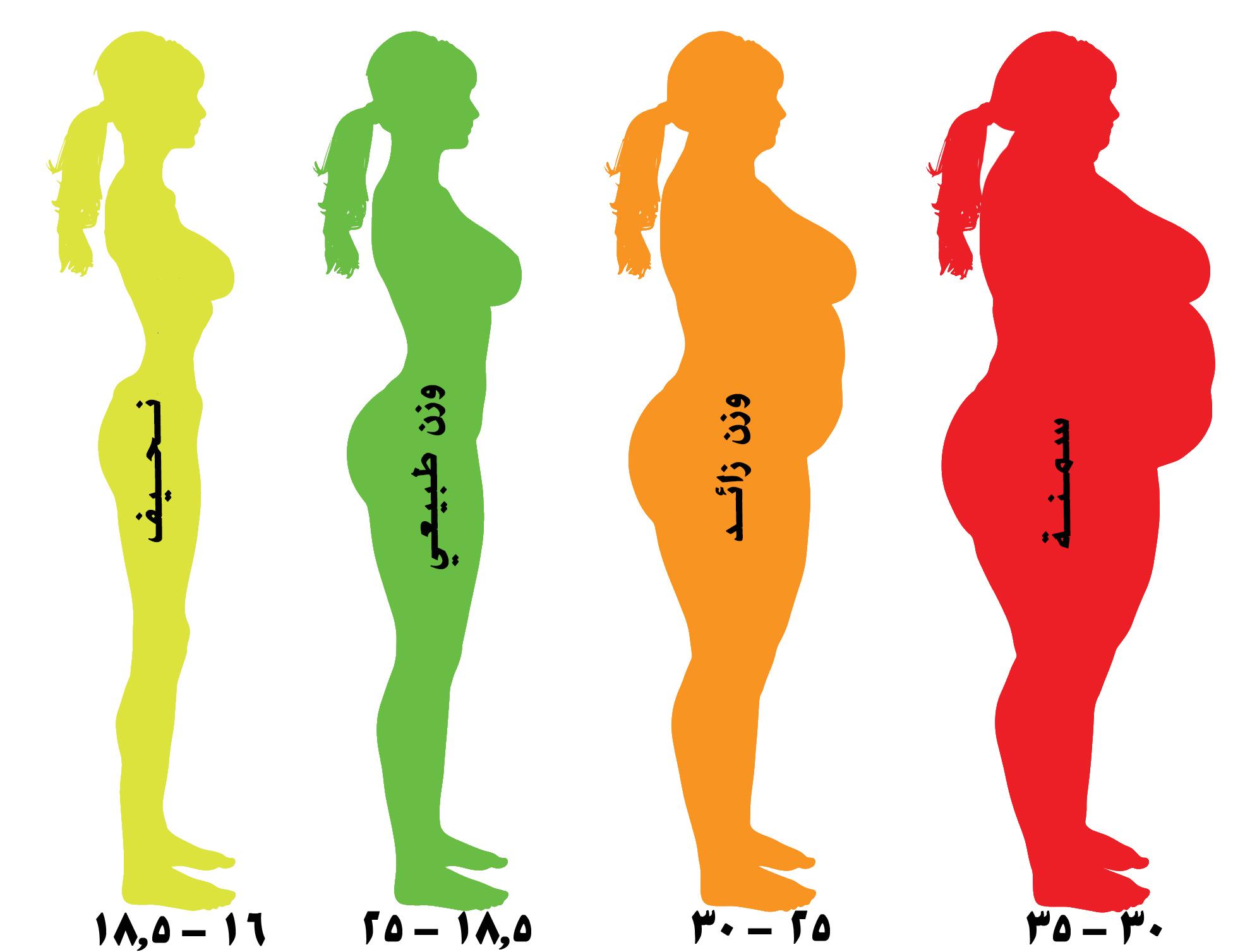 صورة حساب الوزن المثالي , كيفيه معرفه الوزن المثالى لجسمك 478 1