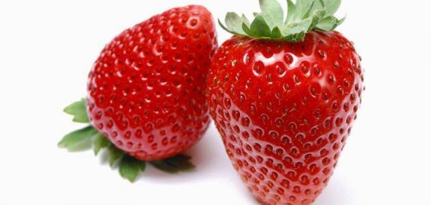 صورة فوائد الفراولة , تعرفي على اهمية فاكهة الفراولة للصحة العامة