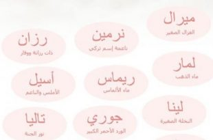 بالصور اسماء بنات حلوة , في انتظار مولوده تابعي هذا الموضوع لاجمل اسماء بنات 5860 10 310x205