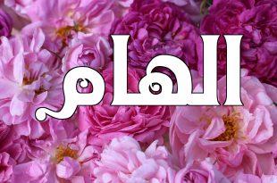 بالصور معنى اسم الهام , اجمل اسماء البنات ومعانيها 1798 3 310x205