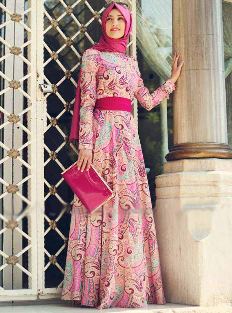 بالصور صور فساتين تركي , اجمل موديلات الفساتين التركي 1839 3
