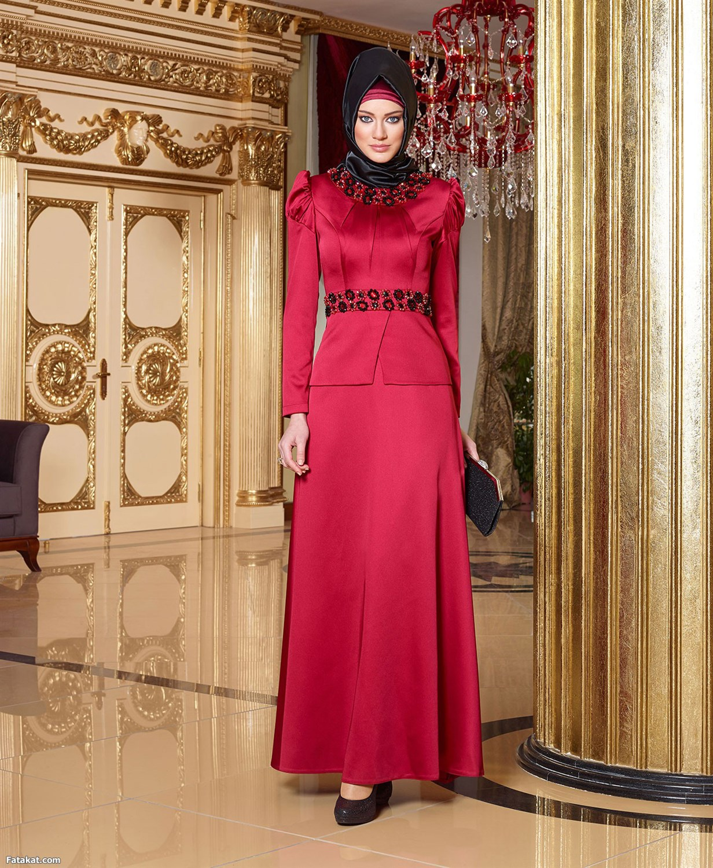 بالصور صور فساتين تركي , اجمل موديلات الفساتين التركي 1839 5