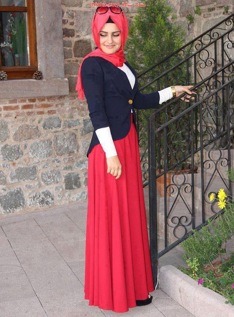 صور ستايل محجبات , اجمل موديلات الحجاب واستايلات الحجاب