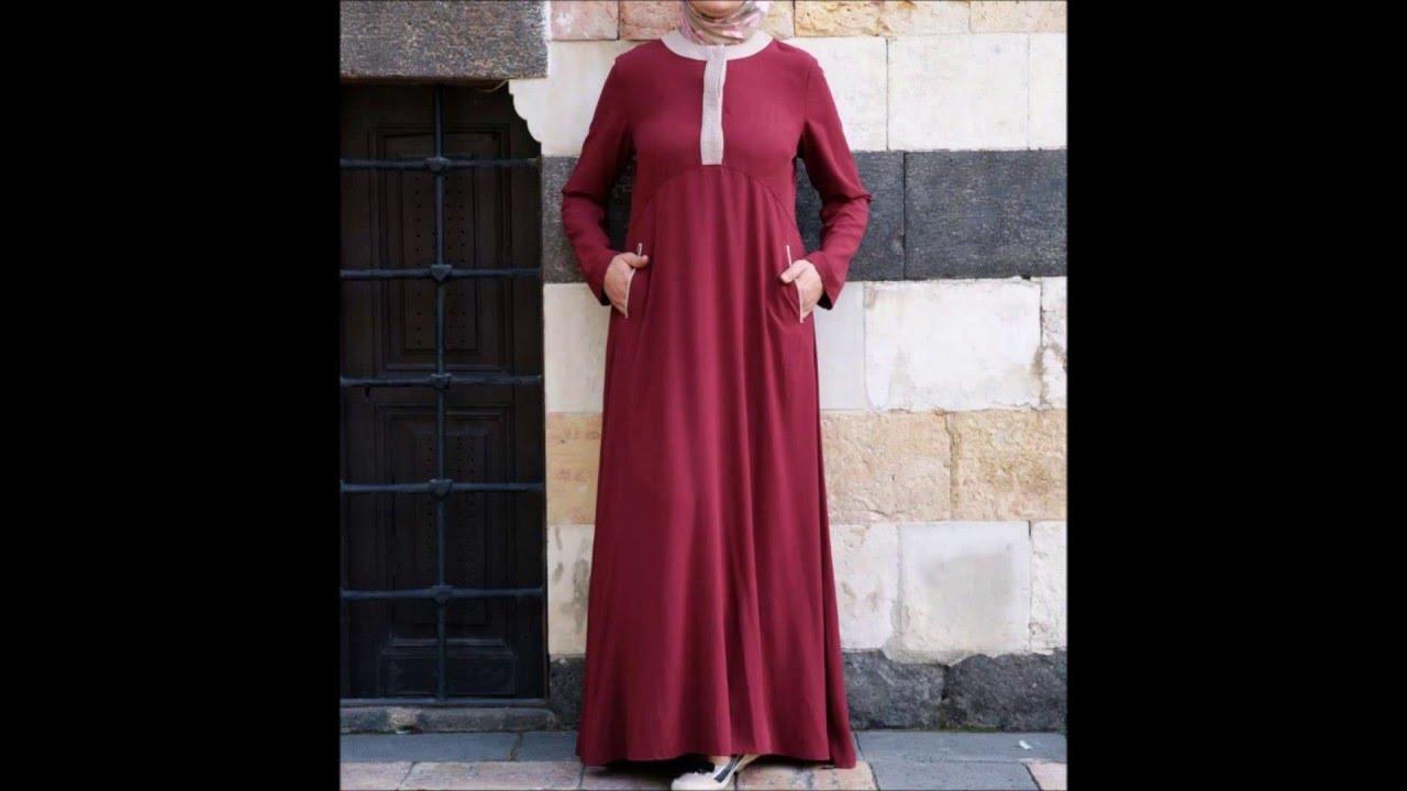 بالصور موديلات حجابات جزائرية مخيطة , حجابات الجزائر احتشام 2944 1