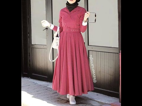 بالصور موديلات حجابات جزائرية مخيطة , حجابات الجزائر احتشام 2944 2