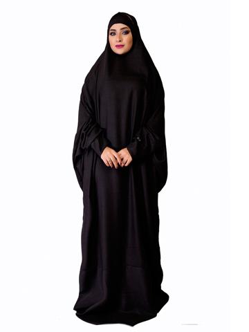 بالصور موديلات حجابات جزائرية مخيطة , حجابات الجزائر احتشام 2944 3