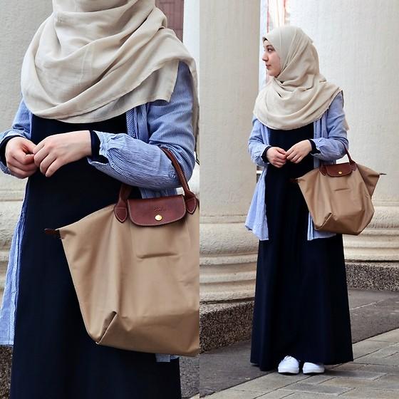 بالصور موديلات حجابات جزائرية مخيطة , حجابات الجزائر احتشام 2944 5