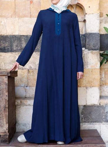بالصور موديلات حجابات جزائرية مخيطة , حجابات الجزائر احتشام 2944 7
