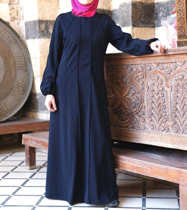 بالصور موديلات حجابات جزائرية مخيطة , حجابات الجزائر احتشام 2944 8
