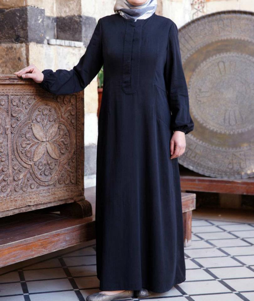 بالصور موديلات حجابات جزائرية مخيطة , حجابات الجزائر احتشام 2944 9