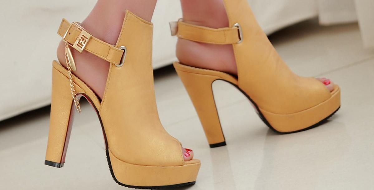 بالصور احذية نسائية , اروع موديلات احذيه النساء 2948 1