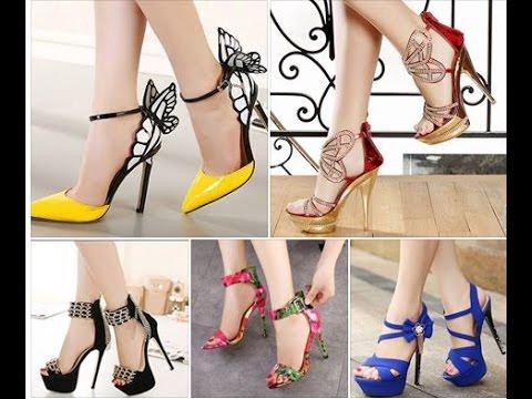 بالصور احذية نسائية , اروع موديلات احذيه النساء 2948 5
