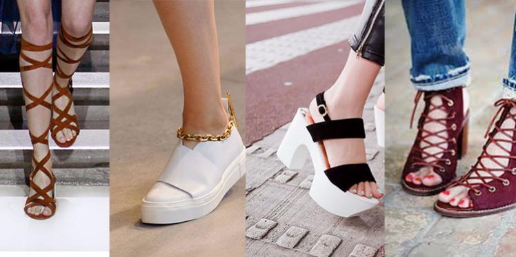 بالصور احذية نسائية , اروع موديلات احذيه النساء 2948 6