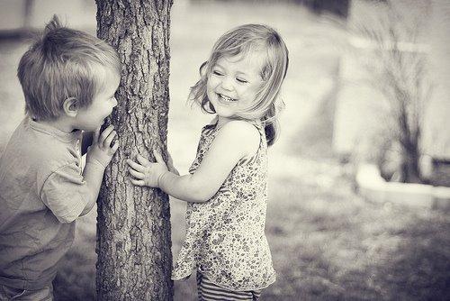 بالصور صور ولد وبنت , الحب الصادق في الطفوله 3063 1