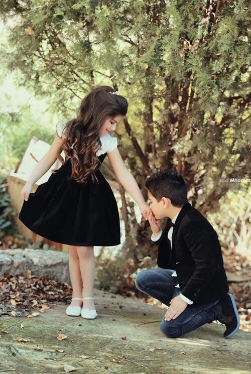 بالصور صور ولد وبنت , الحب الصادق في الطفوله 3063 10