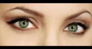 صوره صور عيون خضر , الصفات الشخصيه لاصحاب العيون الخضراء