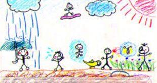 بالصور اجمل رسومات , صور ابداعات الرسومات للاطفال 4085 13 310x165