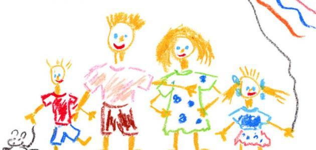 بالصور اجمل رسومات , صور ابداعات الرسومات للاطفال 4085 2