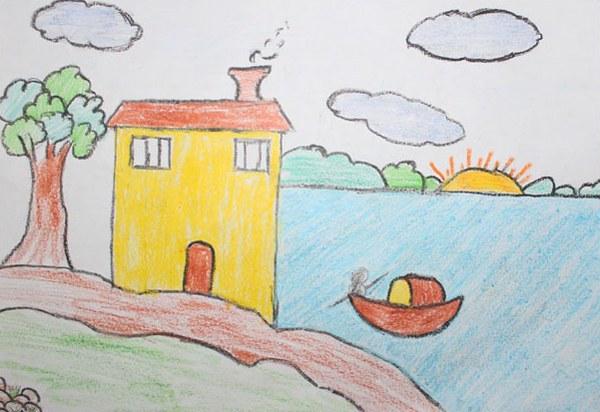 بالصور اجمل رسومات , صور ابداعات الرسومات للاطفال 4085 4