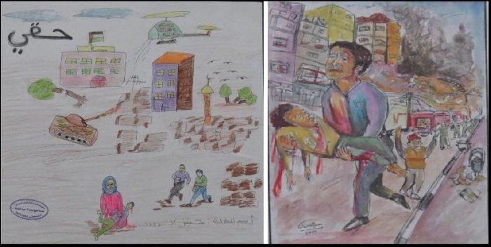 بالصور اجمل رسومات , صور ابداعات الرسومات للاطفال 4085 7