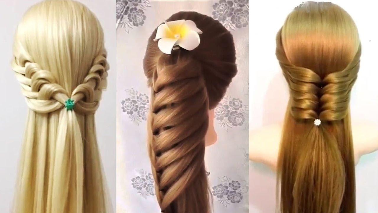 صورة تسريحات الشعر الطويل , اطلالات رائعه لصاحبات الشعر الطويل 4096 3