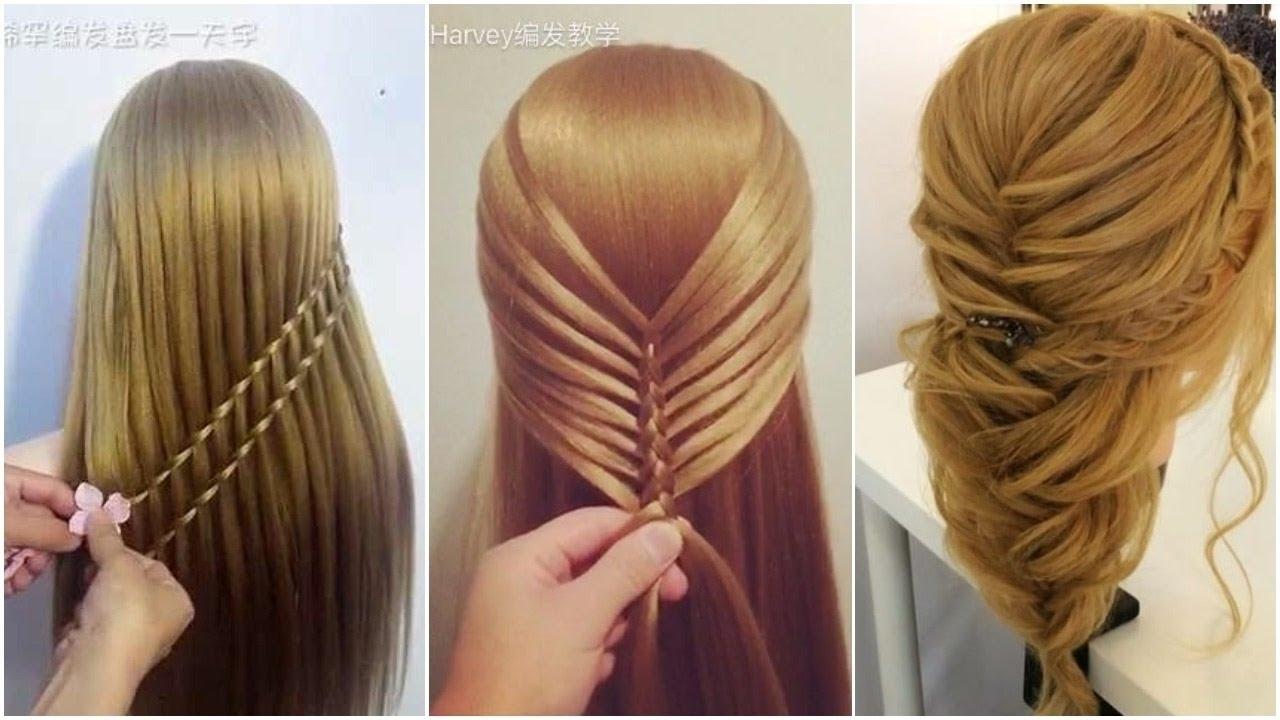 صورة تسريحات الشعر الطويل , اطلالات رائعه لصاحبات الشعر الطويل 4096 6