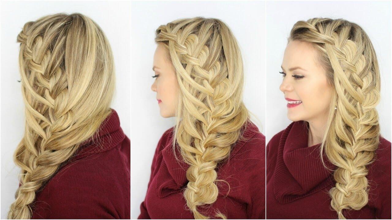 صورة تسريحات الشعر الطويل , اطلالات رائعه لصاحبات الشعر الطويل 4096 8