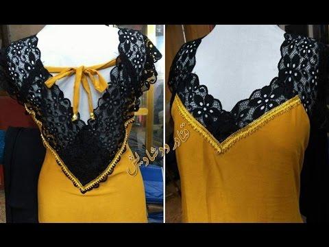 بالصور دشاديش فيزون , اروع الملابس الفيزون الحريمي 4140 8