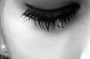 صوره صور عيون تبكي , عيون باكيه عليها كلمات معبره