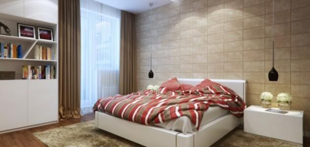 بالصور ترتيب غرفة النوم , كيف تجعلينها انيقه بلمساتك 4155