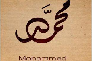 بالصور معنى اسم محمد , صور اعظم اسم في الوجود 6119 7 310x205