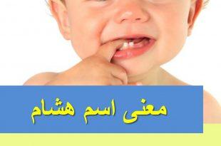 صوره معنى اسم هشام , اجمل معاني اسماء المواليد الذكور