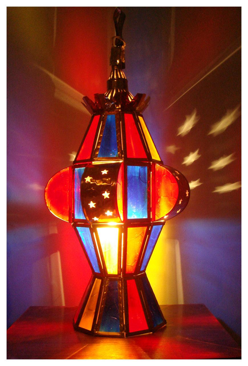 بالصور طريقة عمل فانوس رمضان , اسهل الطرق لعمل فوانيس رمضان 3096 2