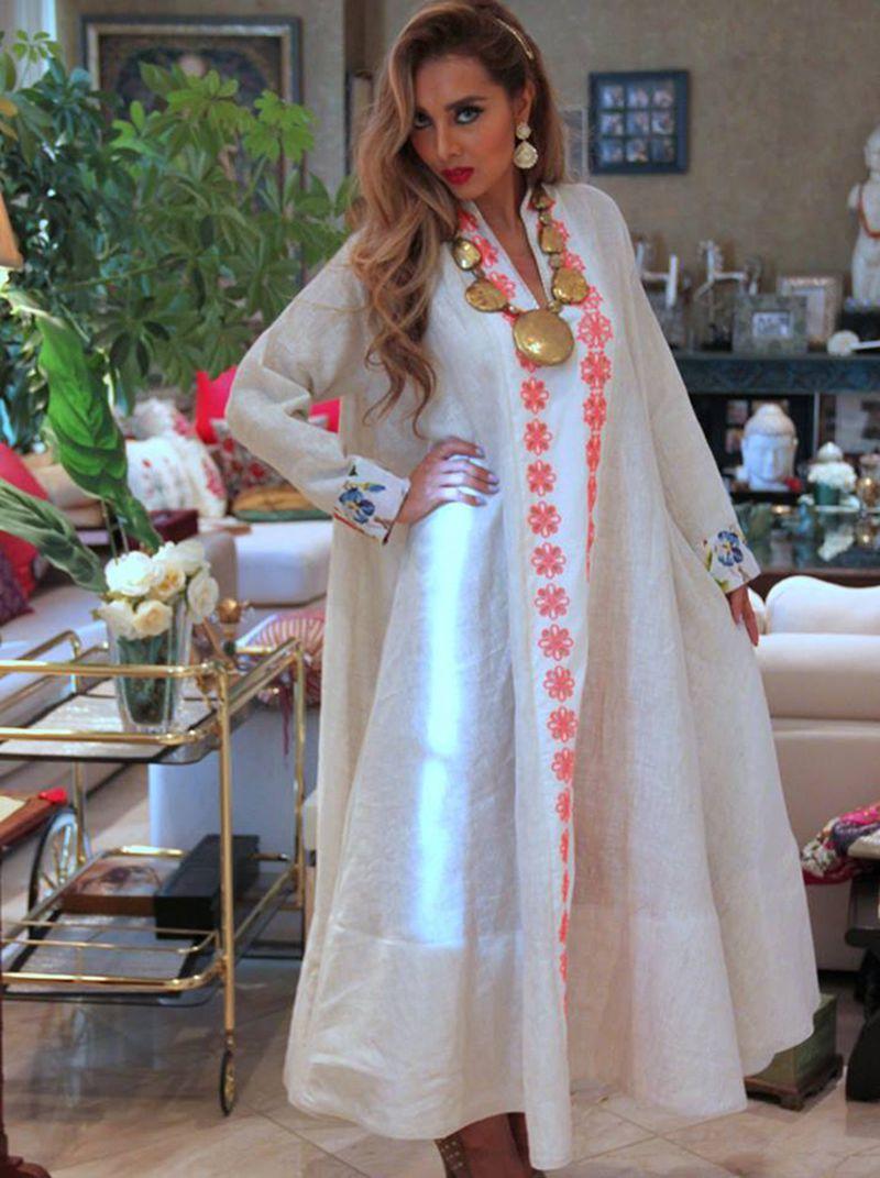 بالصور جلابيات رمضان , اجمل موديلات الملابس الرمضانية 3149 2