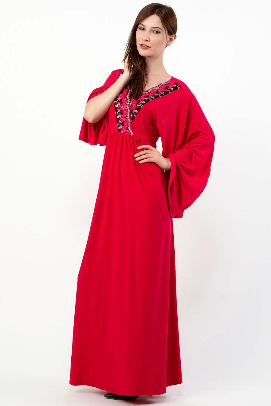 بالصور جلابيات رمضان , اجمل موديلات الملابس الرمضانية 3149 6