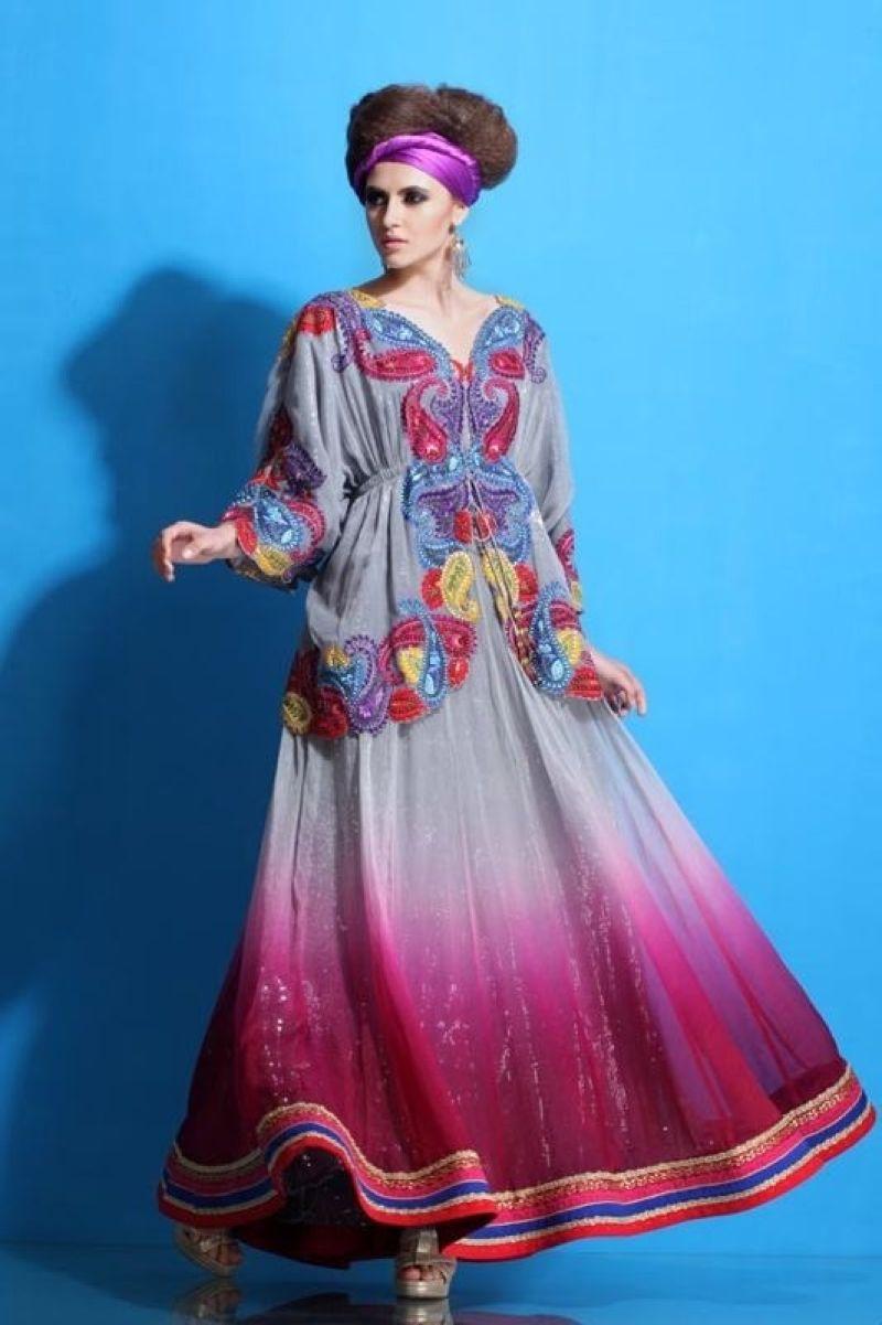 بالصور جلابيات رمضان , اجمل موديلات الملابس الرمضانية 3149 7