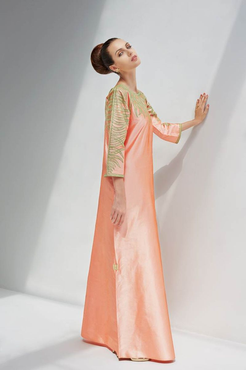 بالصور جلابيات رمضان , اجمل موديلات الملابس الرمضانية 3149 8