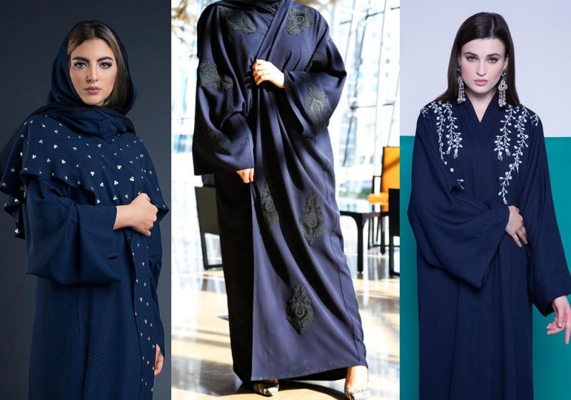 بالصور عبايات اماراتية , اشيك العبايات الامارتي لعام 2019 4093 7